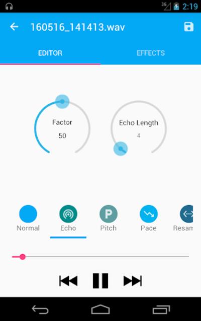 Audio Recorder and Editor screenshot 12