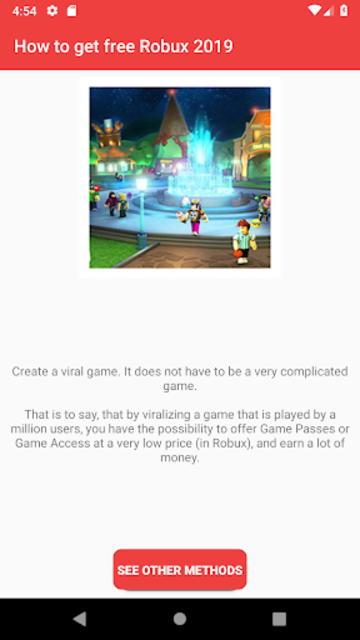 About: Free Robux Now - Earn Robux Free Today - Tips 2019 (Google