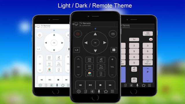 TV Remote for Panasonic (Smart TV Remote Control) screenshot 2