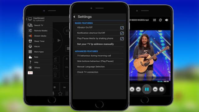 TV Remote for Panasonic (Smart TV Remote Control) screenshot 9