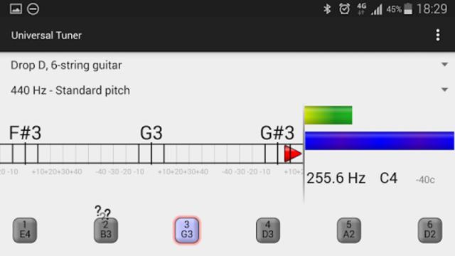 Free Universal Tuner screenshot 3