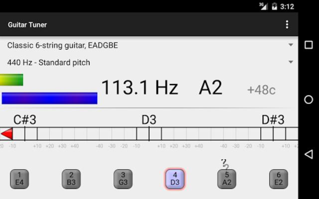 Free Universal Tuner screenshot 9