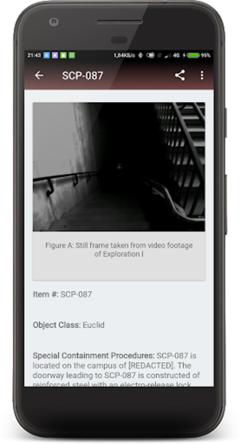 About: SCP Foundation EN Database On/Offline (Google Play