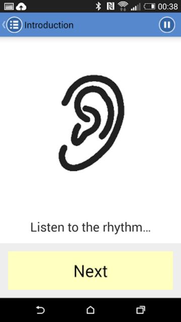 Rhythm Trainer screenshot 4