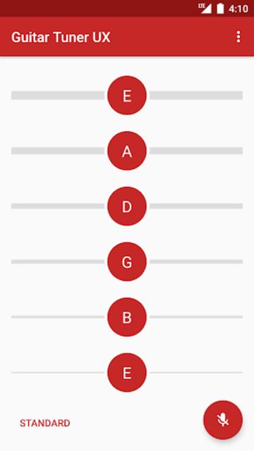 Guitar Tuner screenshot 1