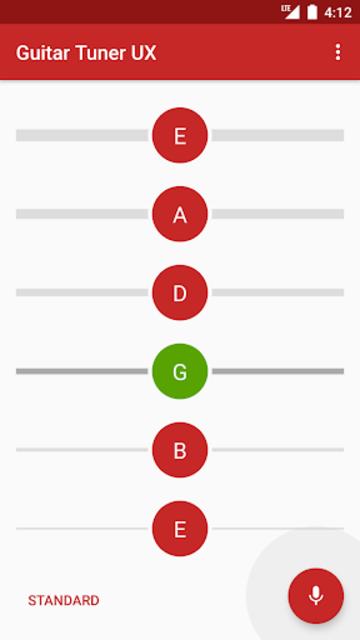 Guitar Tuner screenshot 4