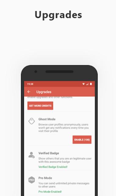 Dating App screenshot 7