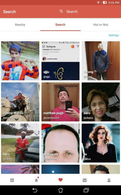 Dating App screenshot 9