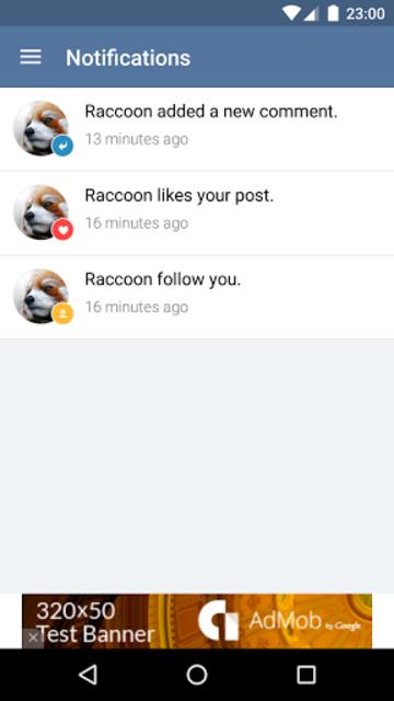My Social Network screenshot 8