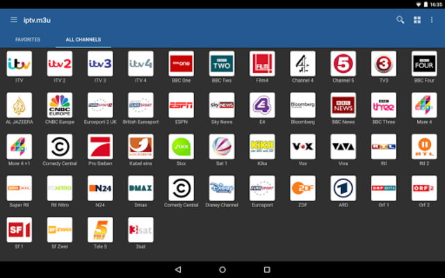 IPTV Pro screenshot 5