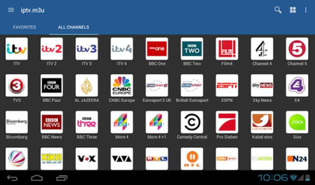 IPTV Pro screenshot 8