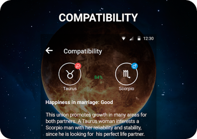 Horoscopes – Daily Zodiac Horoscope & Astrology screenshot 2