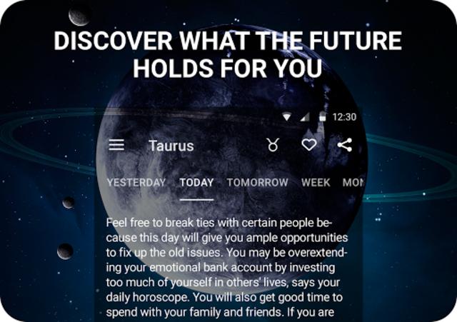 Horoscopes – Daily Zodiac Horoscope & Astrology screenshot 3