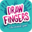 COLORING - DRAWFINGERS