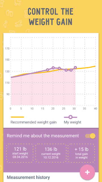Pregnancy Tracker and Baby Due Date Calculator screenshot 4