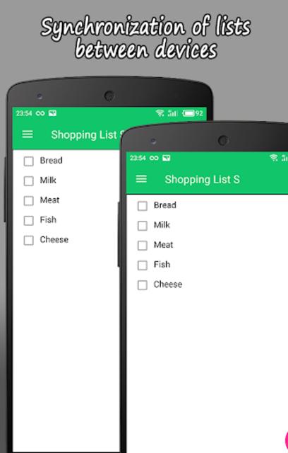 Shopping List S PRO screenshot 4
