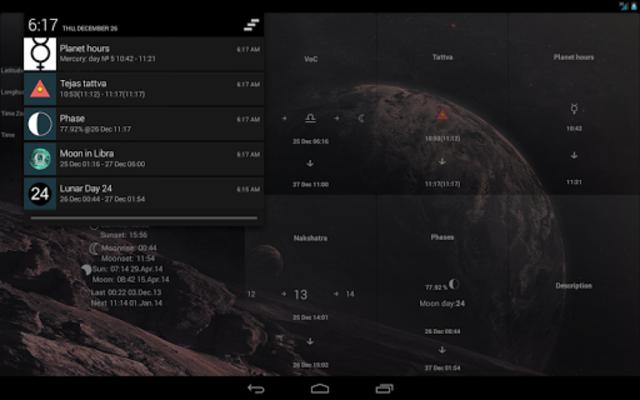 Lunar Calendar screenshot 11