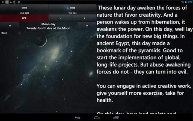 Lunar Calendar screenshot 13