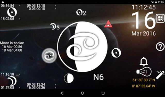 Lunar Calendar screenshot 15