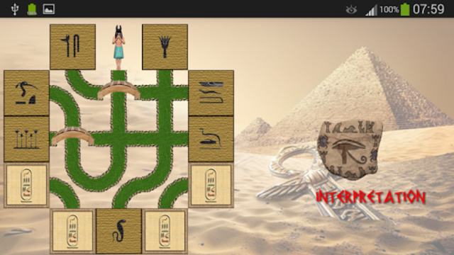 Egyptian divination screenshot 4