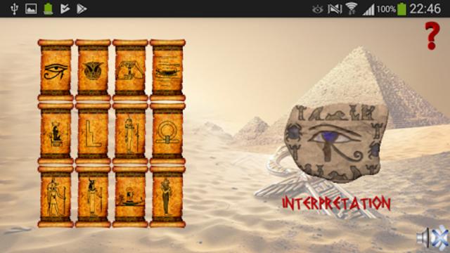 Egyptian divination screenshot 6