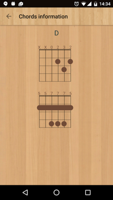 Guitar Songs Pro screenshot 3