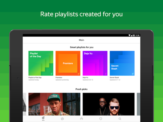 Yandex Music — listen and download screenshot 17