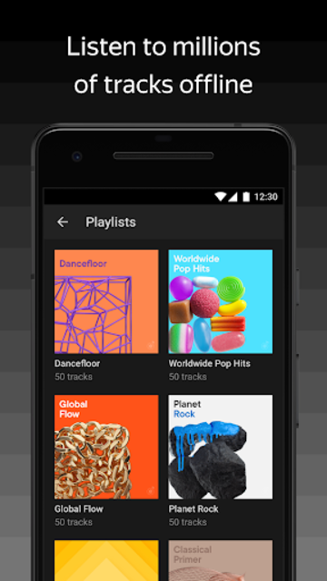 Yandex Music and podcasts — listen and download screenshot 8