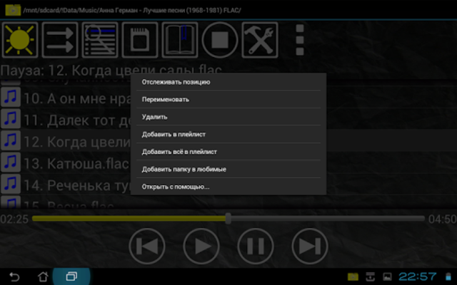 PPlayer screenshot 4