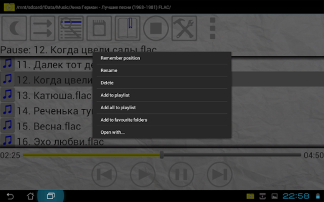 PPlayer screenshot 5