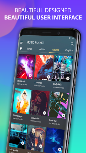 S9 Music Player - Mp3 Player For S9 Galaxy screenshot 5