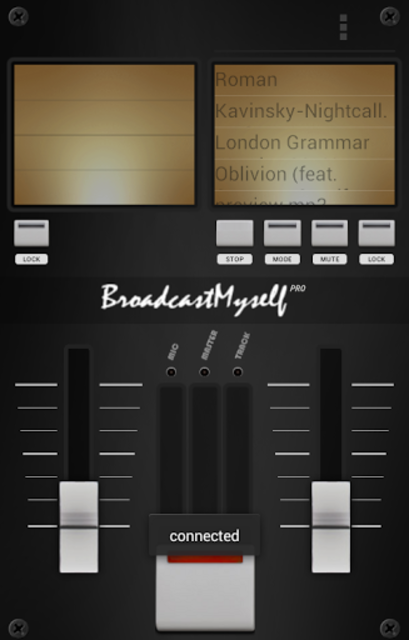 BroadcastMySelf/Pro screenshot 2