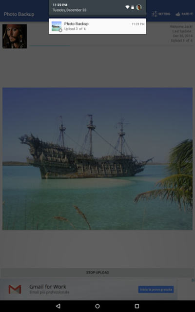 Photo Backup screenshot 8