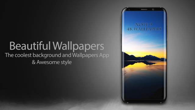 About: Note 9 Wallpapers HD 4K (Google Play version) | Note