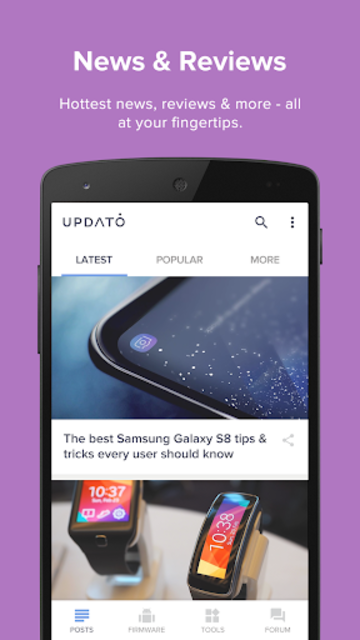 Updates for Samsung - Android Update Versions screenshot 4