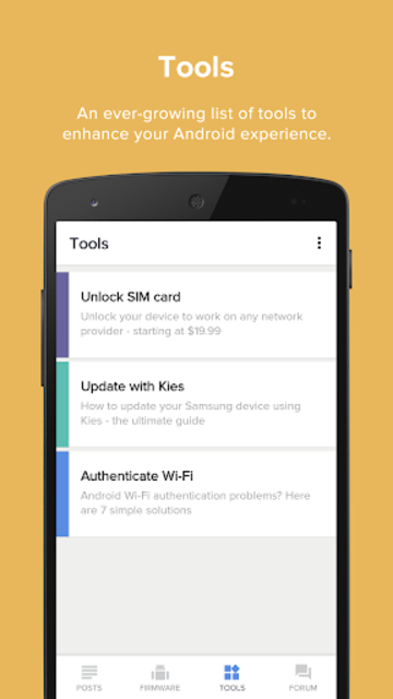 Updates for Samsung - Android Update Versions screenshot 6