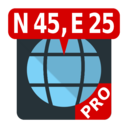 Icon for Pro Map Coordinates