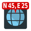 Icon for Map Coordinates