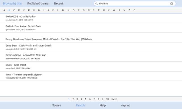 scorio Music Notator screenshot 12