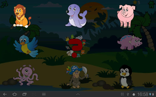 Kids Fun Animal Piano Free screenshot 4