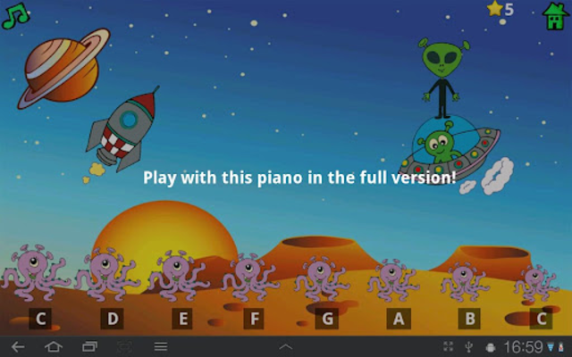 Kids Fun Animal Piano Free screenshot 5