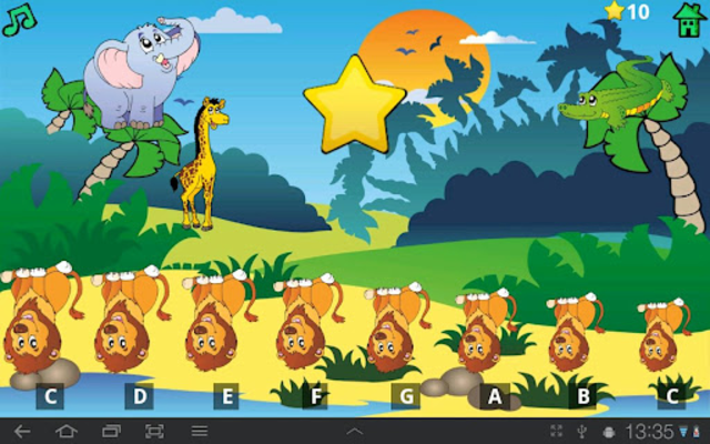Kids Fun Animal Piano Free screenshot 8