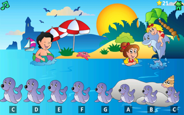 Kids Fun Animal Piano Free screenshot 10