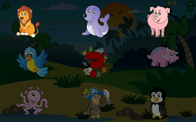 Kids Fun Animal Piano Free screenshot 12