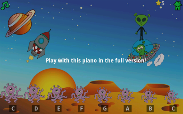 Kids Fun Animal Piano Free screenshot 13