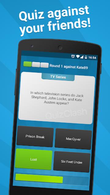 QuizClash™ PREMIUM screenshot 1