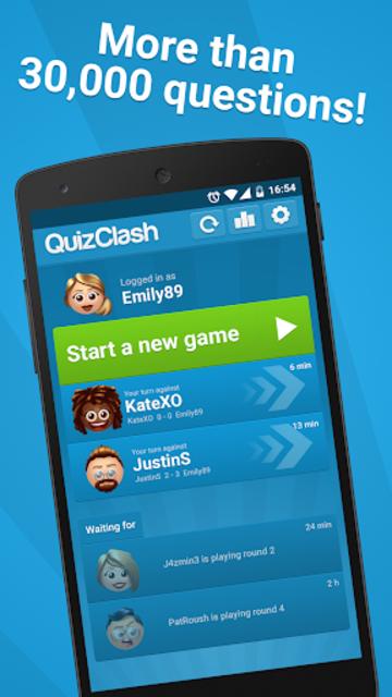 QuizClash™ PREMIUM screenshot 2