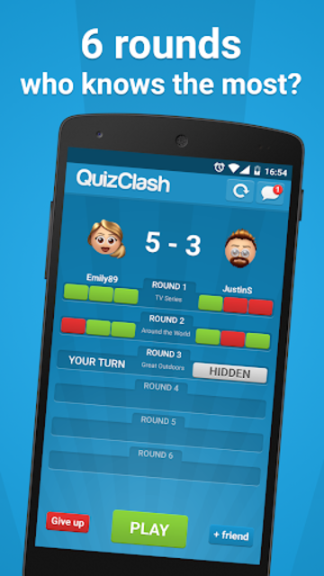 QuizClash™ PREMIUM screenshot 3