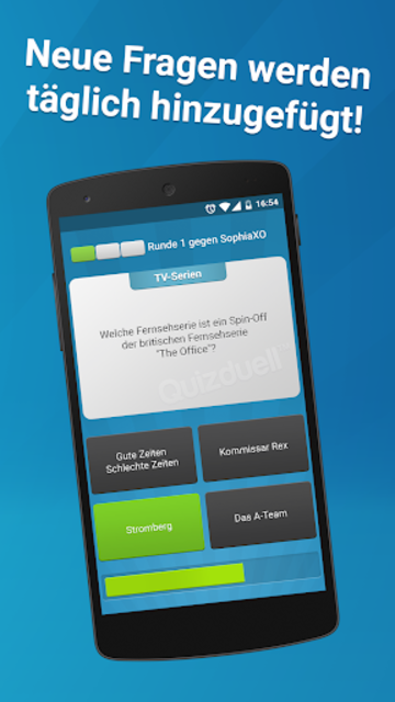 QuizClash™ PREMIUM screenshot 5