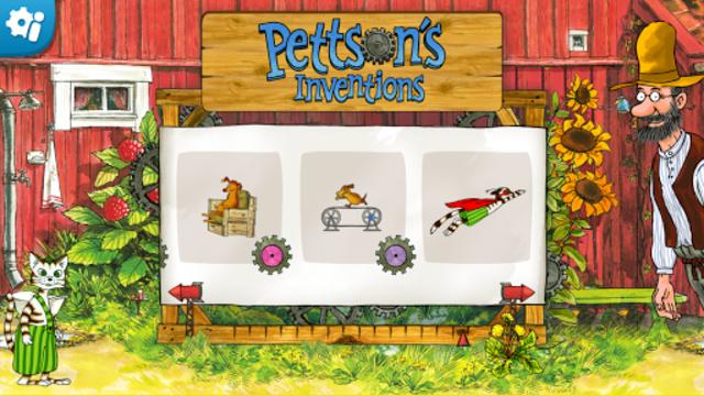 Pettson's Inventions screenshot 1